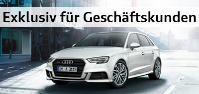 Audi A3 Sportback - Geschäftsleasing 169 €