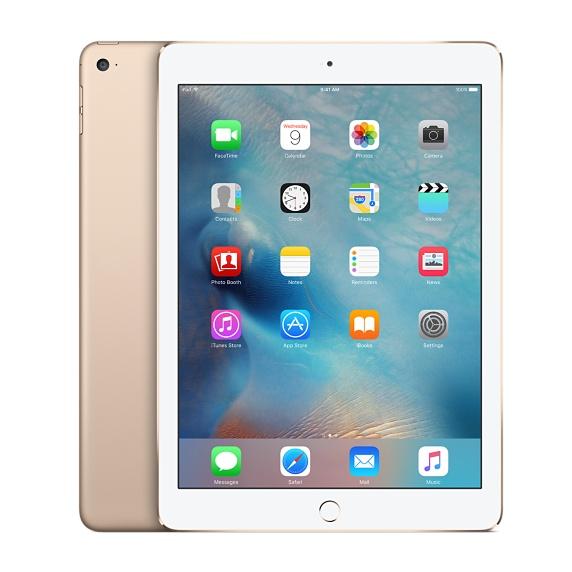 "[Apple.com] iPad Air 2 16GB WiFi ""Refurbished"" in allen Farben für 339€"