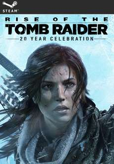 [PC] RISE OF THE TOMB RAIDER: 20 YEAR CELEBRATION Edition