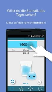 App Deal der Woche Water Time Gold: Wasser Zeit für 0,10€ statt 2,49€ bei Google Play