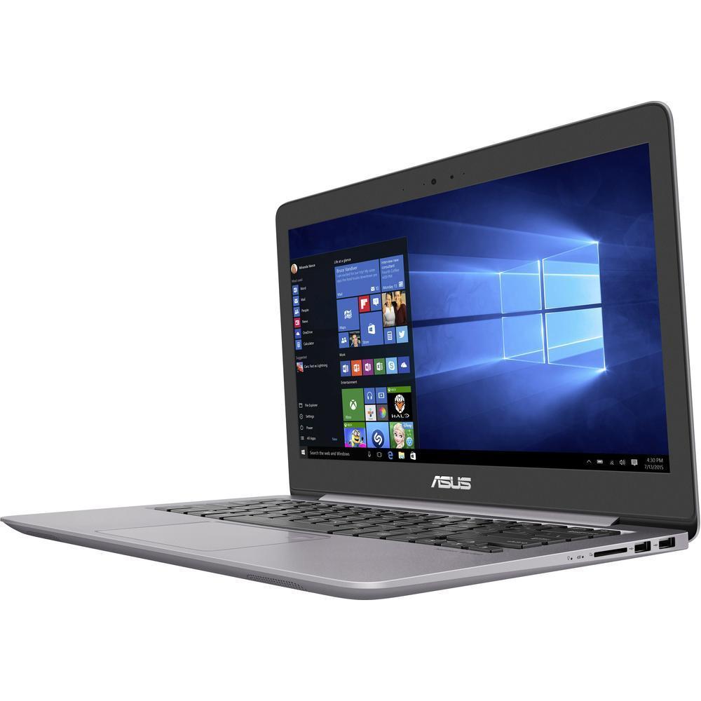 ASUS Zenbook UX310UA mit Core i5-7200U, 16GB RAM, 256GB SSD, 13,3 Zoll Full-HD matt, 1,45kg, ca. 10h Akku, Win 10 für 809,10€ bei Conrad