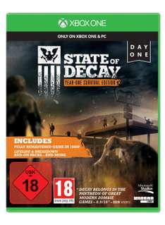 Xbox One - State of Decay für €9,99 [@Microsoftstore.nl]