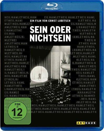 Sein oder Nichtsein - Blu-ray (1942) [Amazon Prime]