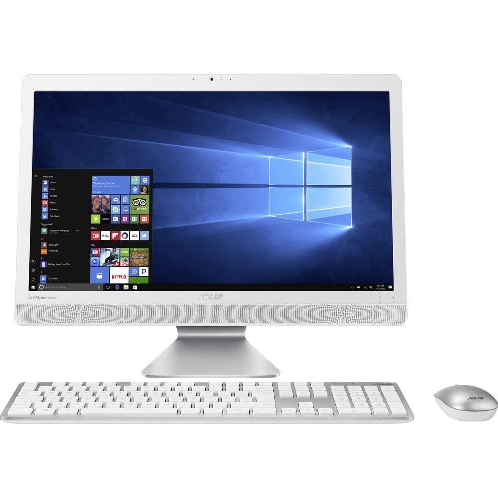 """Asus Vivo All-in-One PC: 21,5"""" FHD mat, Intel Core i5-7200U, 8GB RAM, 1TB HDD, Wlan ac + Gb Lan, Win 10, Wireless Tastatur & Maus für 719,10€ (Conrad)"""