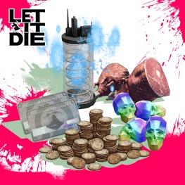 [PS+] LET IT DIE Kostenloses Exklusivpaket für PlayStation®Plus