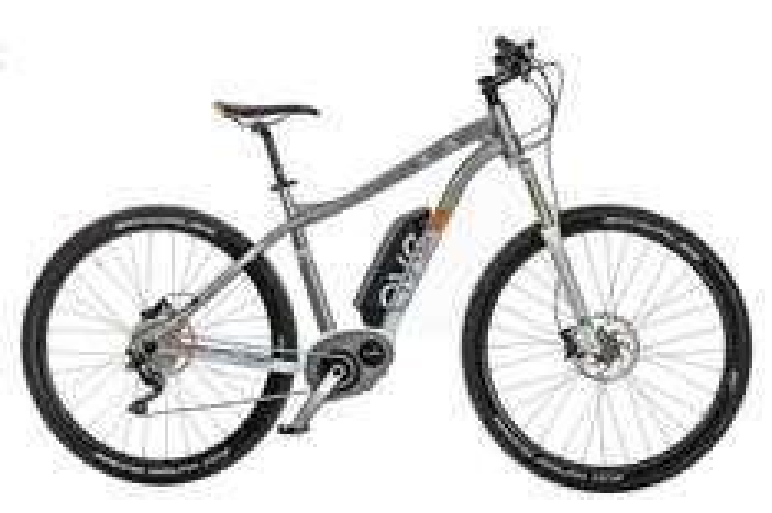 AVE Pedelec eBike XH3 Style, 27,5 Zoll, grau für 1247,22€ [brands4friends]