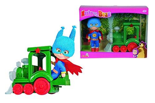 Spielzeug-Deals bei Amazon *kleine Übersicht* z.B. Mascha Superheldin für 5,72€ als Plusprodukt