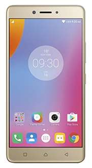 Lenovo K6 Note(5,5 Zoll FHD IPS, Snapdragon 430 Octacore, 3GB RAM, 32GB eMMC, 16MP + 8MP Kamera, 4000mAh, Android 6, gold) inkl. Vsk für 197,41 € > [amazon.it]