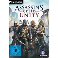 Assassin's Creed Unity [PC] bei MyToys [Filiale] - 50% unter PVG