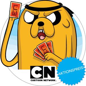 (Android) Card Wars - Adventure Time *Kartenspiel, für 0€ statt 3,39€