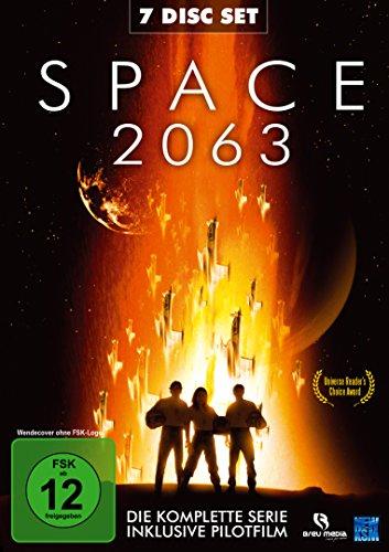 [Amazon Prime] Space 2063 Komplette Serie + Pilotfilm [7 DVDs] für nur 29,97€
