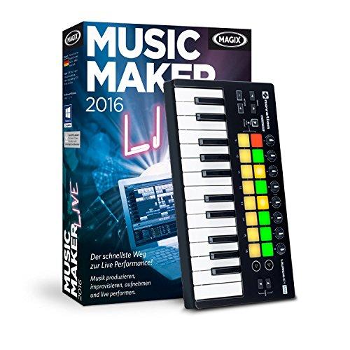 MAGIX Music Maker 2016 Live Performer 42,35€ inkl. Versand
