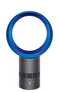 Dyson AM06 Tischventilator, schwarz/blau generalüberholt für 159€ bei eBay/Dyson