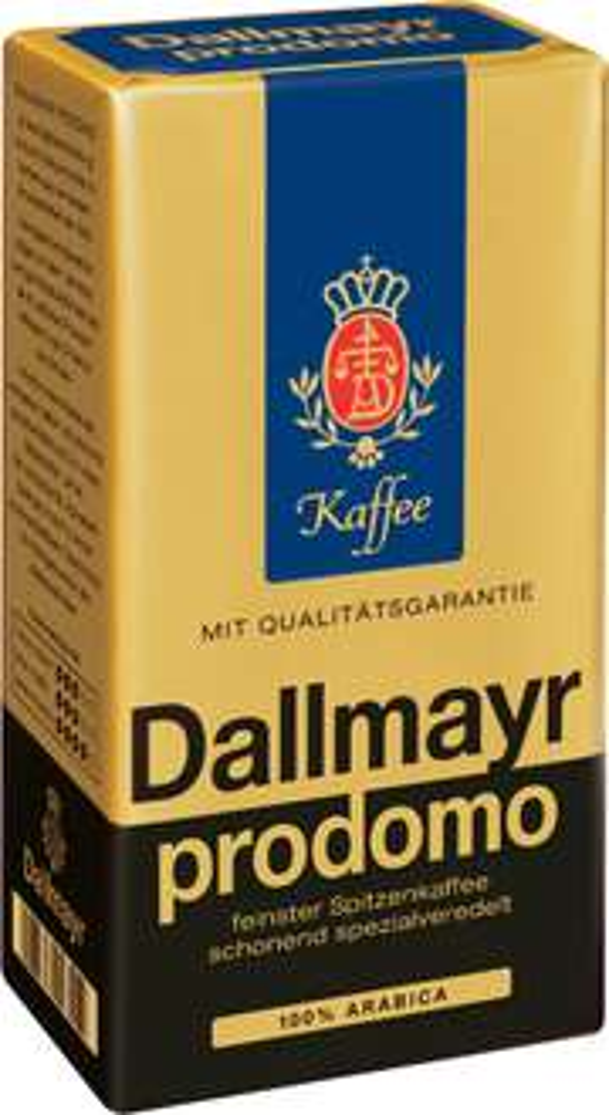 Kaufland - Dallmayr prodomo - Kaffee (gemahlen) 500g (verschiedene Sorten)