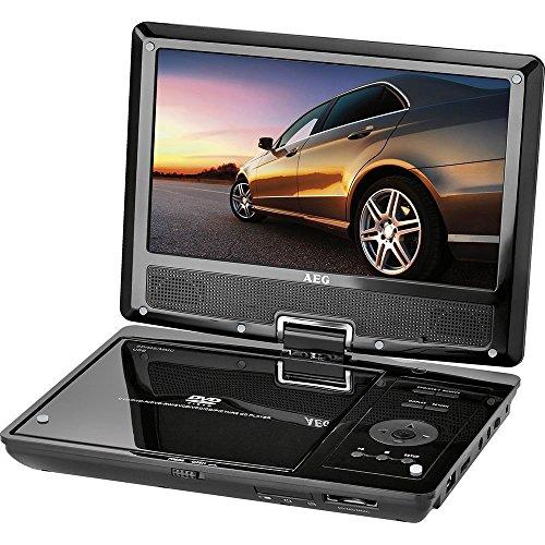 AEG CTV 4959 DVD Player für unterwegs, mit DBV-T Receiver 42,23€