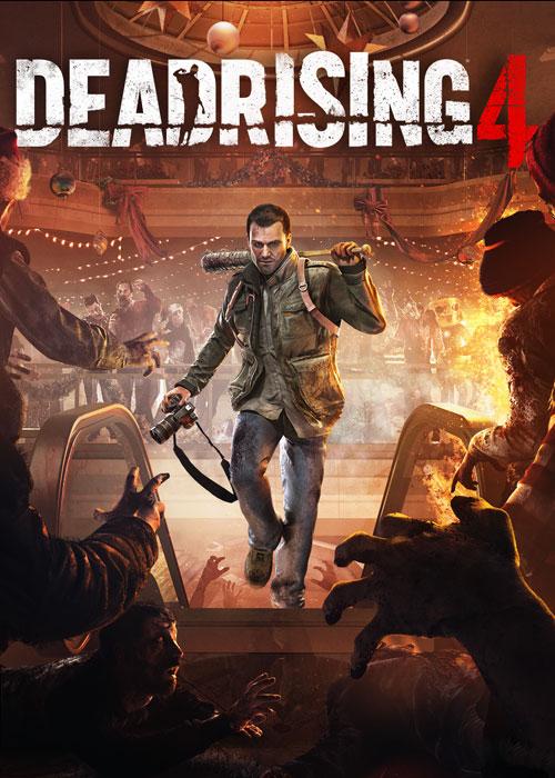 Dead Rising 4 (Steam) für 15,99€ [SCDKey]