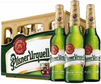 Pilsner Urquell Kiste 20 x 0,5l für 11,80€ bei Kaufland im Angebot