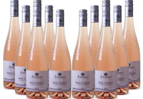 [@DC] 12 Flaschen Rosé d'Anjou AOP Ackerman [+3% shoop]