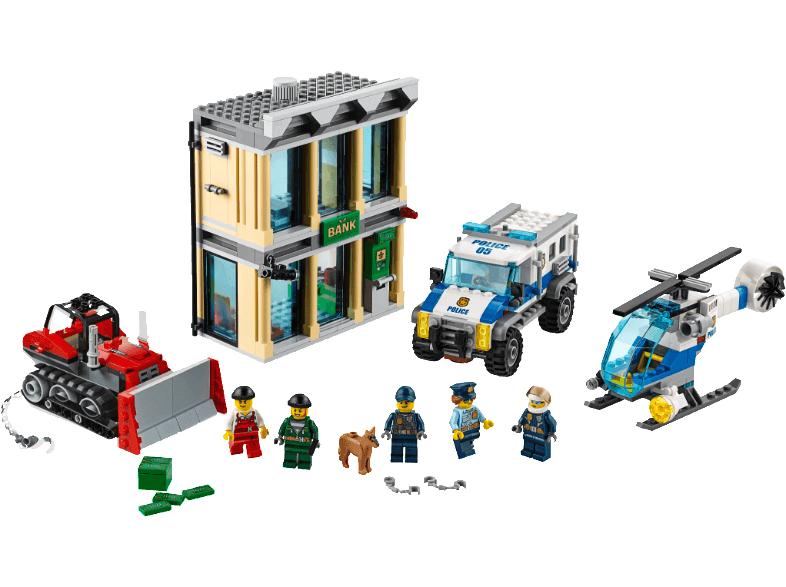 [Saturn] Lego City Bankraub 60140 für 29,99