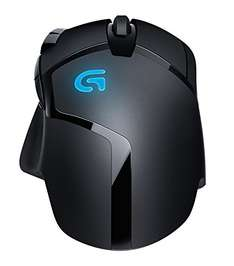 Logitech G402 Hyperion Fury für 35,99€ @ Amazon - Gaming Maus