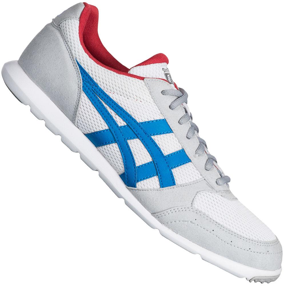 [ebay wow] Asics Onitsuka Tiger Sherborne Runner Herren Sneaker Echtleder Shoes D416N neu für 34,99€