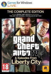 [Gamersgate] GTA IV: The Complete Edition PC für 7,29€