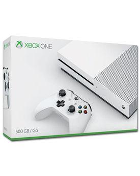 (Grenzgänger - CH) Xbox One S (500GB) für umgerechnet 182 EUR
