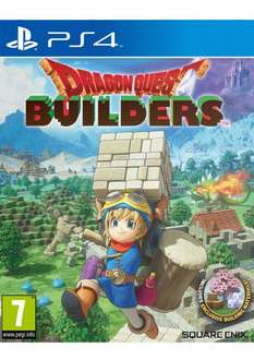 Dragon Quest Builders (PS4) für 25,88€ inkl. VSK (Simplygames)
