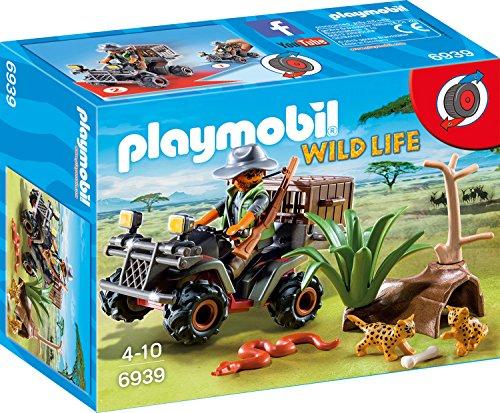 Playmobil 6939 Wilderer mit Quad für 6,47€ mit [Amazon Prime]