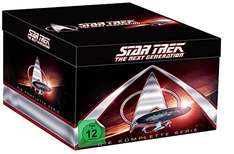 [Amazon] Star Trek - The Next Generation: Die komplette Serie (49 Discs, DVD)