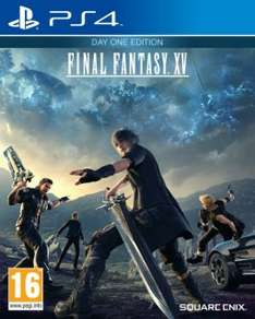 PS4 & XBOX 1 Final Fantasy 15 (D1 Edition) plus DEUS EX: Mankind Divided für 40 Euro inkl. VSK