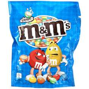 [Amazon] M&M's Crispy unter 2.76€/kg !