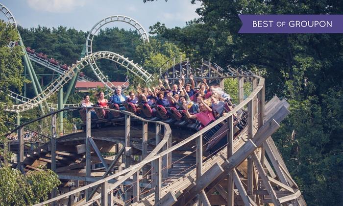 [Groupon] Eintrittskarte für den Freizeitpark Efteling inkl. Parkticket
