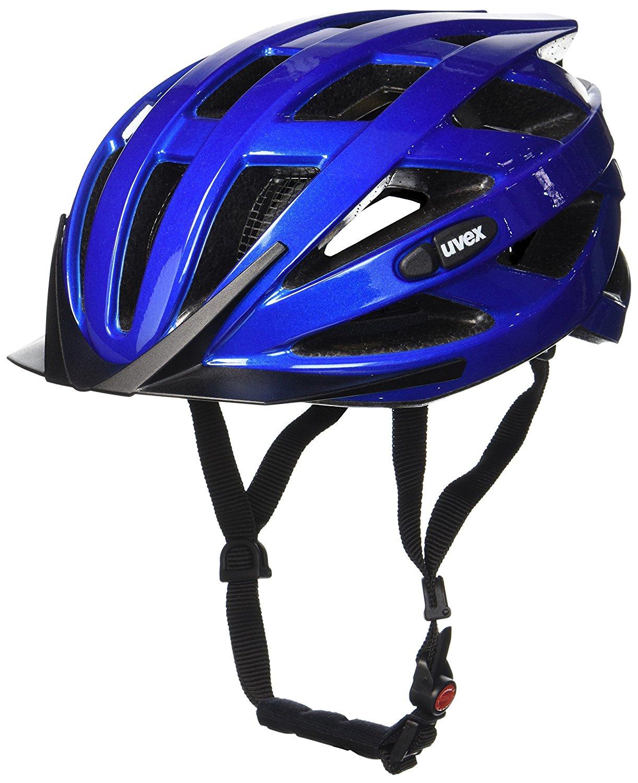 Uvex I-VO blau metallic Amazon Größe 52-57