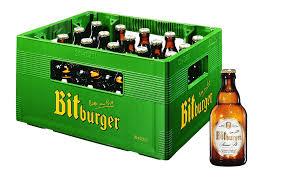 Kasten Bitburger Pils & Radler - Stubbis - 20 Stück