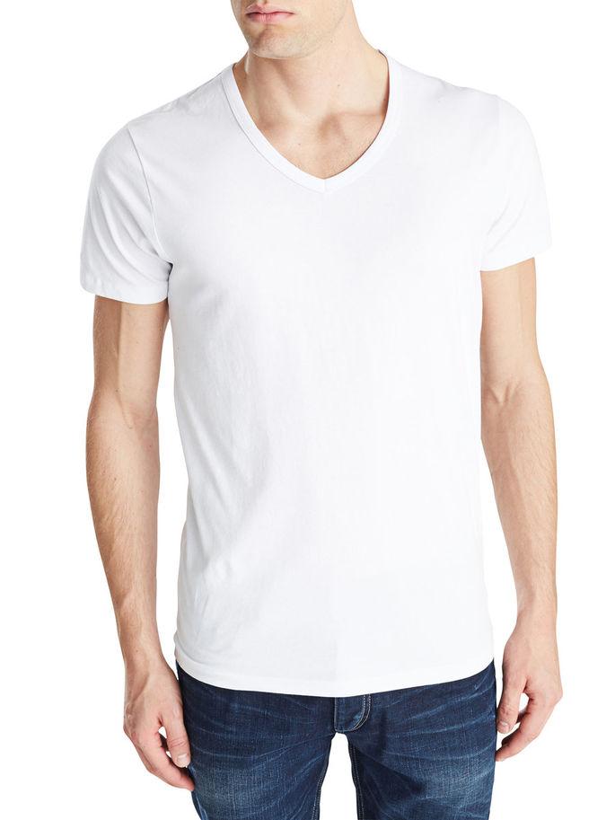 Jack and Jones Basic T-shirts 2 für 20 Euro.