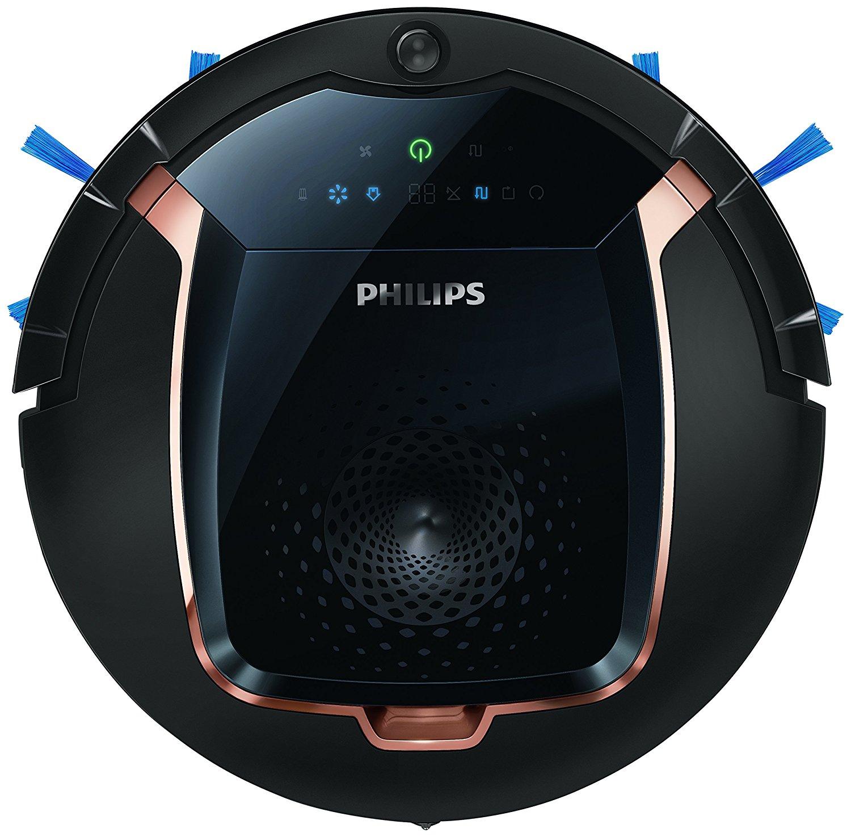 Philips FC8820/01 SmartPro Active Robotersauger (3 Reinigungsstufen, Vorprogrammierung, Lichtsteuerung) für 251,93€ @ Amazon.it