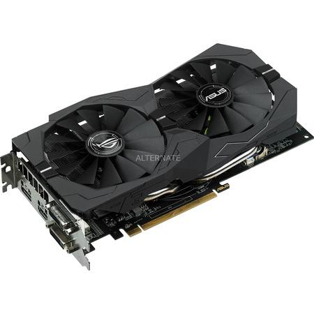ZackZack Angebot: ASUS Grafikkarte 4GB V-RAM Radeon RX 470 STRIX OC GAMING