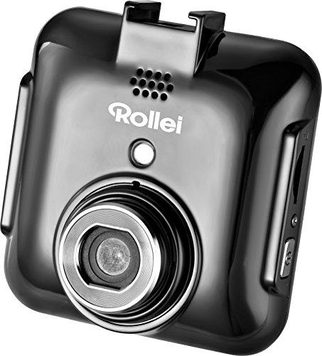 [Amazon oder Mediamarkt] Rollei CarDVR-71 Auto-Kamera mit Mikrofon (HD, Weitwinkel-Objektiv, eingebauter G-Sensor) schwarz