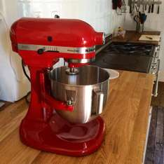 KitchenAid Heavy Duty 5KSM7591XEER ab 564 € + 144,75 € in Rakuten Superpunkten