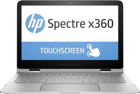 [Saturn LNS Special] HP Spectre x360 13-4155ng, Convertible mit 13.3 Zoll, 512 GB Speicher, 8 GB RAM, Core™ i7 Prozessor, Windows 10 Home (64 Bit), Silber + Office 365 (1 Jahr) für 999,-€