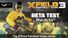 (STEAM) XFIELD PAINTBALL 3 (BETA)