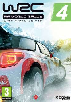 (Gamesplanet Flash Sale) WRC 4 FIA World Rally Championship (PC)