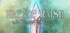 [STEAM] - Arcane Raise -  (3 Sammelkarten) @Simplo