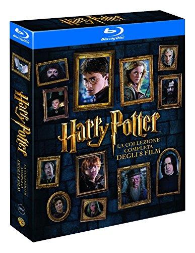 Harry Potter Komplettbox (Blu-ray) für 21,91€ (Amazon.it)