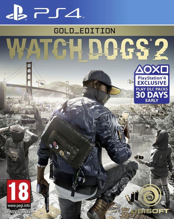 Watch Dogs 2 Gold Edition (Nordische Version)