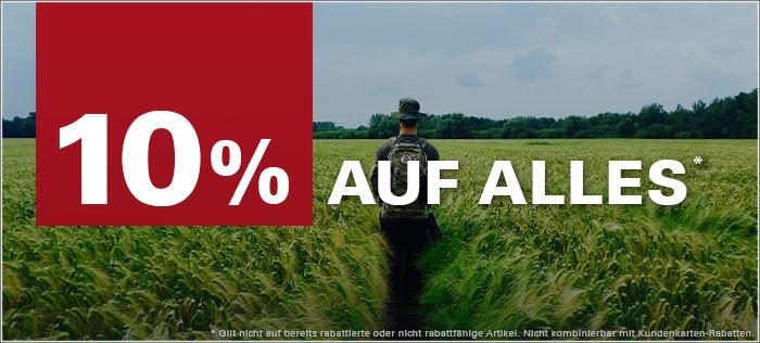 ASMC - 10% auf ALLES