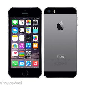 iPhone 5S 16GB spacegrey *refurbished* für effektiv 149.99 (ebay)