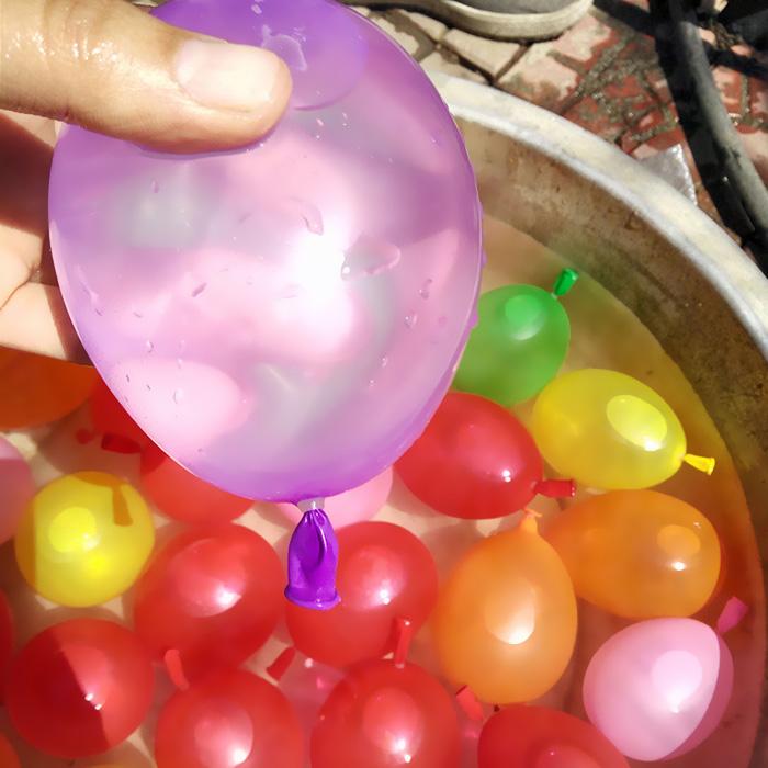 [gearbest] 500x farbige Wasserbomben