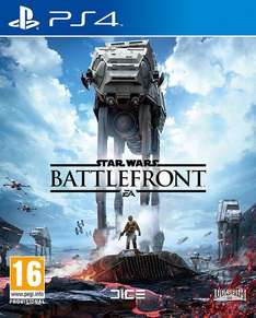 Star Wars Battlefront, PS4, Coolshop